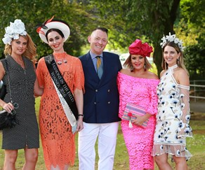 Woman's Day On The Go: Ellerslie Boxing Day Races