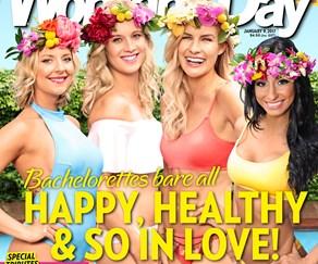 Bachelorettes share their beach body secrets
