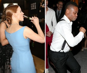 Golden Globes after parties