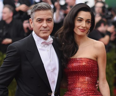 Baby on board? Is George Clooney's wife Amal expecting?