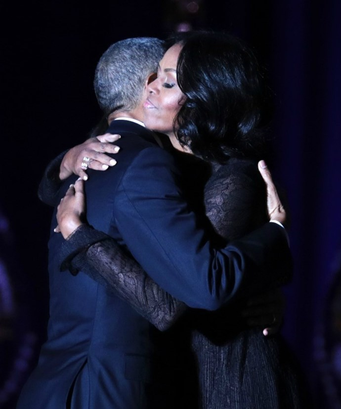 Michelle and Barack's love for each other has the public in complete awe.