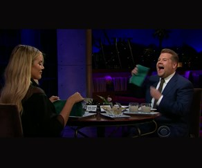 James Corden names the celeb who was rude to him