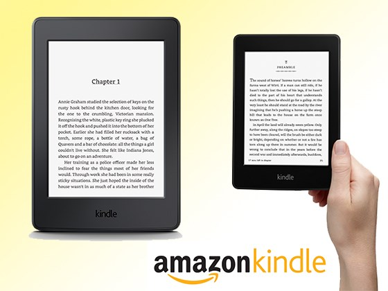 Win a Kindle!