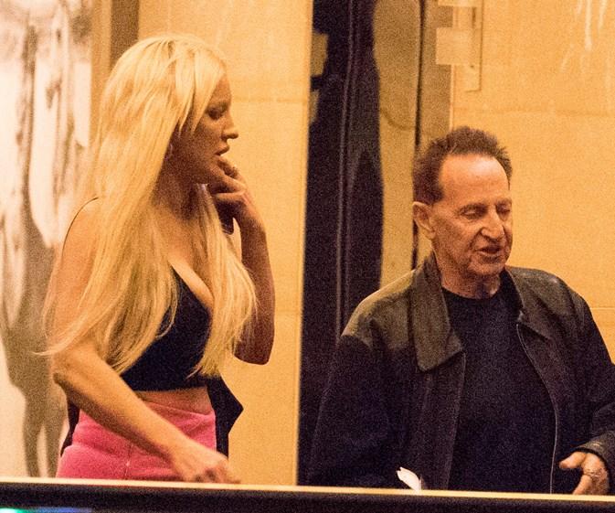 """Geoffrey Edelsten tells his ex-wife Brynne: """"I want you back!"""""""