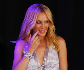 Kylie Minogue to change her name