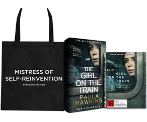 Win one of five The Girl on the Train prize packs