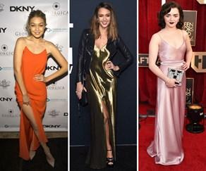 Star style: The evolution of the slip dress