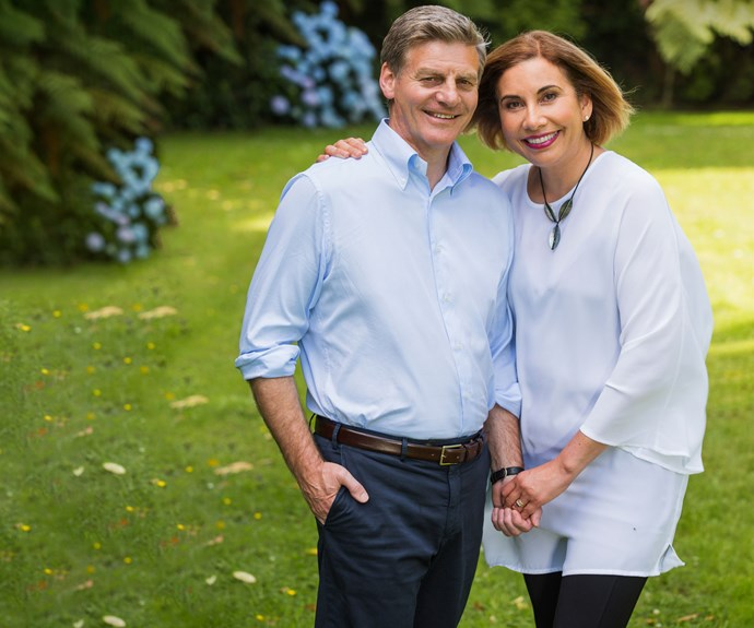 Bill and Mary English's private love story