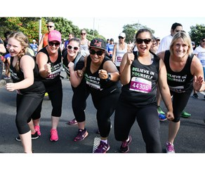 Win a Round the Bays prize pack with a TomTom fitness watch
