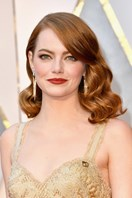 Get the look: Emma Stone's Oscars makeup