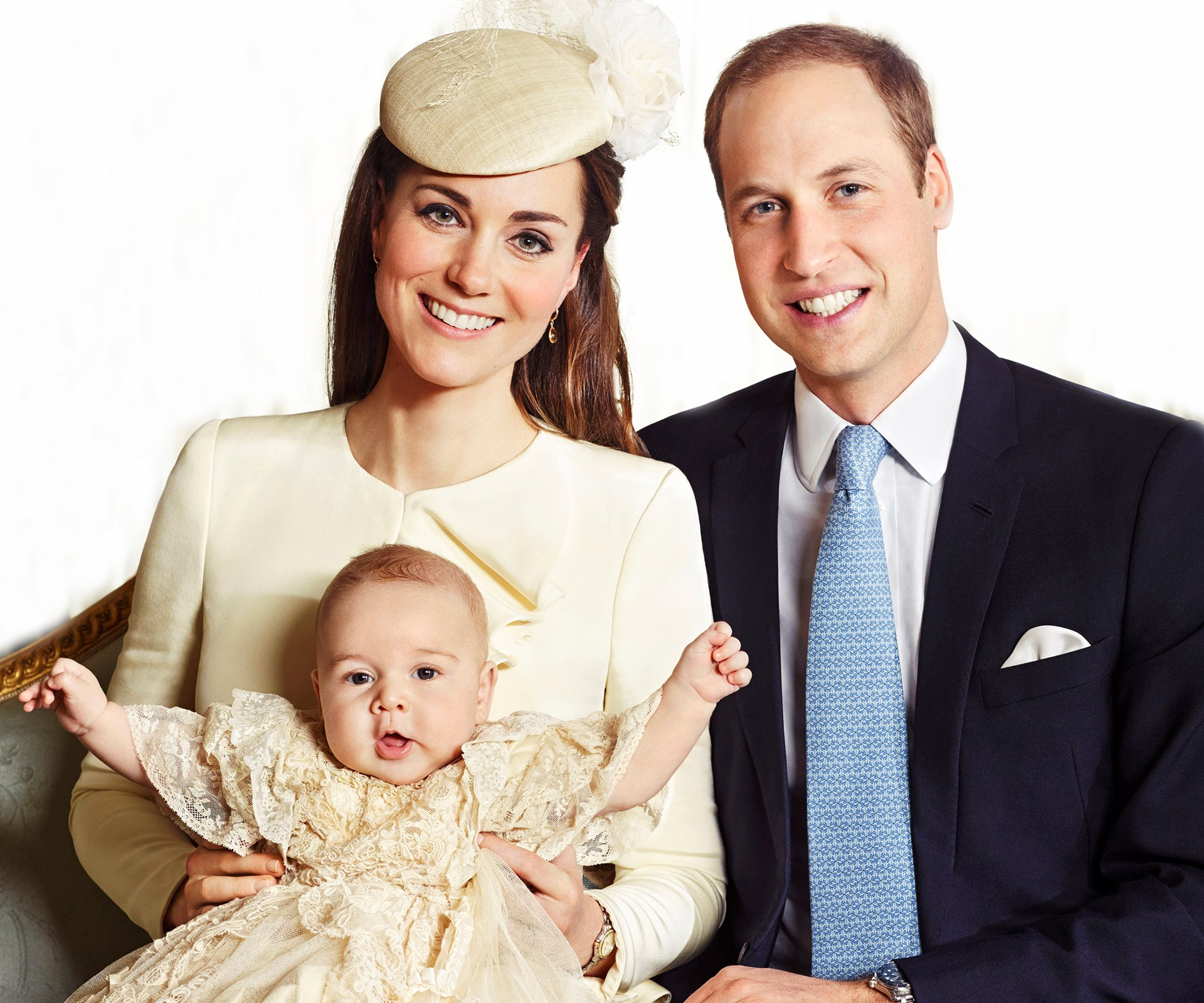 Our favourite royal christenings