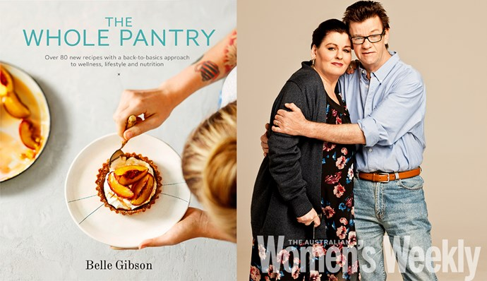 Belle Gibson's book The Whole Pantry || Natalie and her husband of four years, Andrew Dal-Bello.