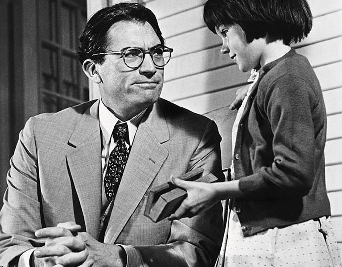 The 1962 To Kill A Mockingbird film starring Gregory Peck won three Academy Awards.