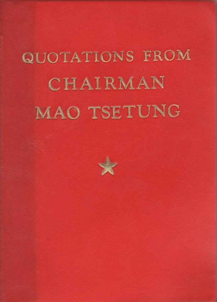 Quotations from Chairman Mao Tse-tung, Mao Zedong – 800m