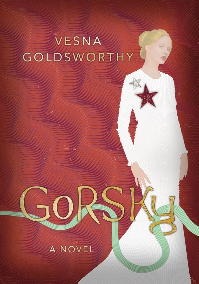 **Gorsky** by Vesna Goldsworthy A shining re-imagination of F.Scott Fitzgerald's *The Great Gatsby*, which works beautifully whether your know the original story or not.