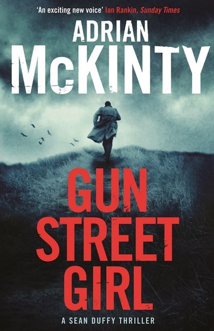 "Gun Street Girl by Adrian McKinty. Purchase [here.](http://www.amazon.com/Gun-Street-Girl-Detective-Duffy/dp/1633880001/ref=sr_1_1?s=books&ie=UTF8&qid=1442207948&sr=1-1&keywords=gun+street+girl|target=""_blank"")"
