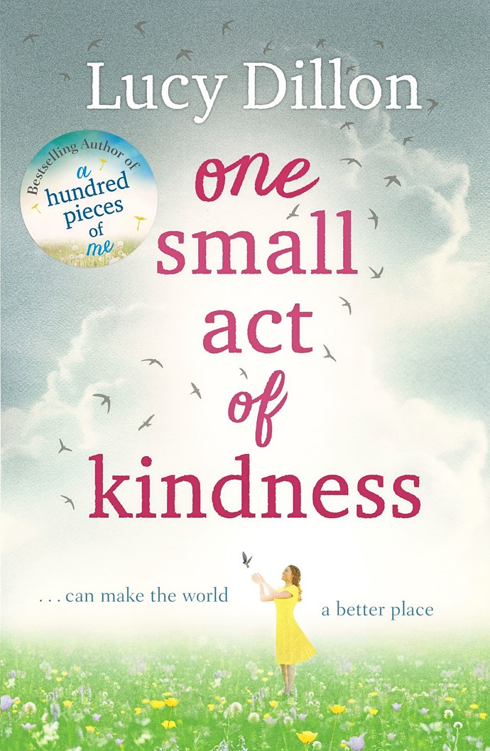 "**One Small Act of Kindness, by Lucy Dillon, Hachette.** Lucy Dillon won the Romantic Novelists' Association novel of the year award in 2010 for Lost Dogs and Lonely Hearts, and at 40 has notched up four other novels, with this possibly the best yet. Set in Wales, Dillon  weaves the wistful tale of the ""wall-to-wall Thistlemania"" 1980s Swan Hotel, under family refurbishment. The owner's son, and daughter-in-law Libby, have relocated from London with dove grey mood boards and, shock horror, croissants at breakfast. When a woman is struck down in an accident outside the hotel and loses her memory, Libby does not hesitate in moving her in. Their mutual journey of discovery shall transform the more than faded B&B into a boutique hotel. As the anonymous woman tries to Google, Facebook and LinkedIn whom she may be, she finds a clue at an old flat. ""I can't have been running away if I hadn't taken my makeup bag, she reasoned. A solid brick of logic to build on."" Delish."