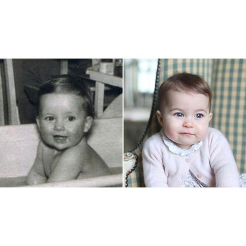 Who Does Princess Charlotte Look Like Now To Love