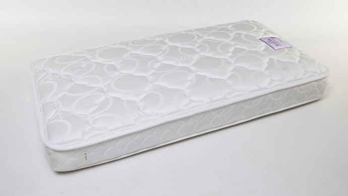 Three popular cot mattresses found to not be SIDS safe