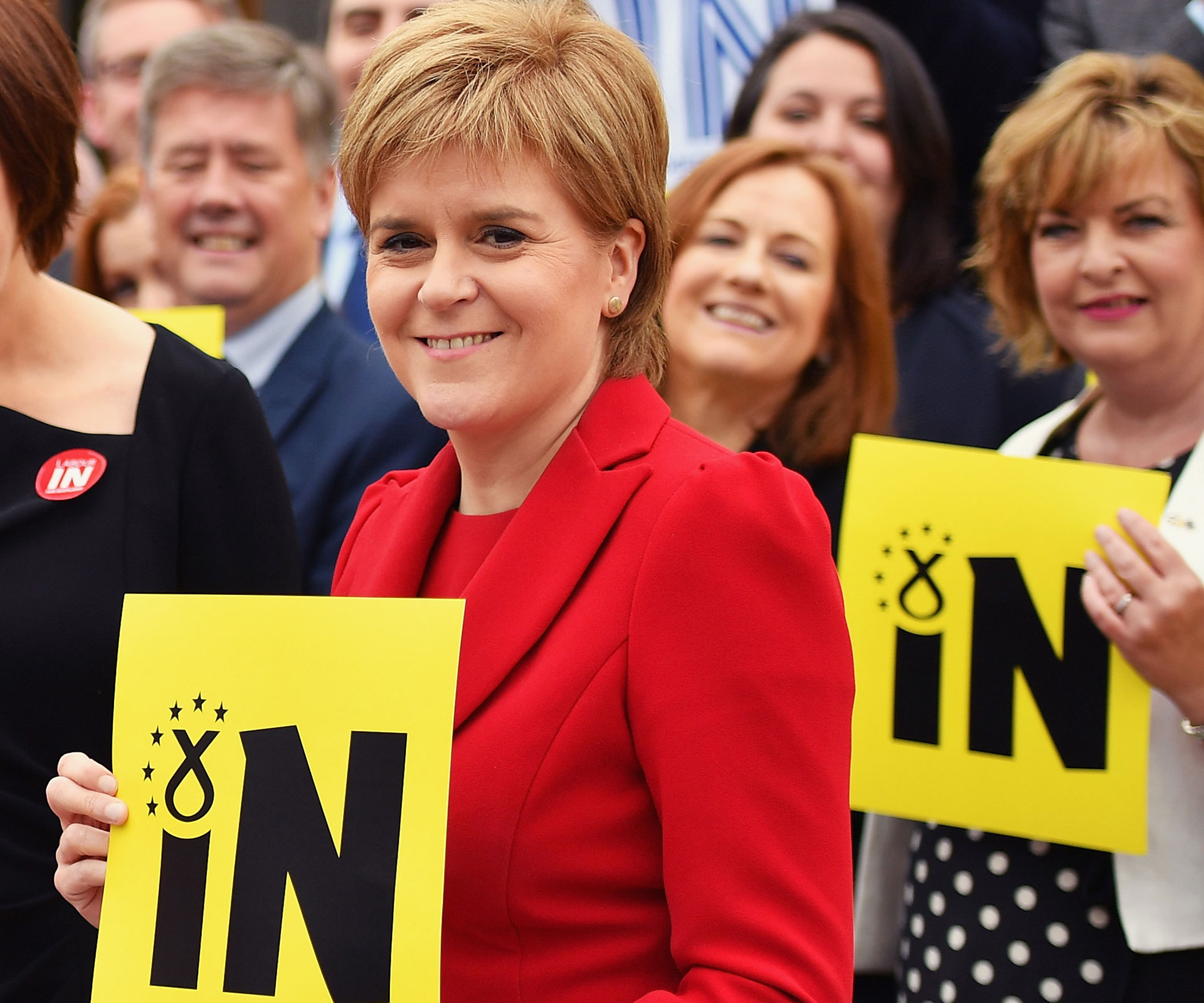 Scots welcome to join EU, Merkel ally says