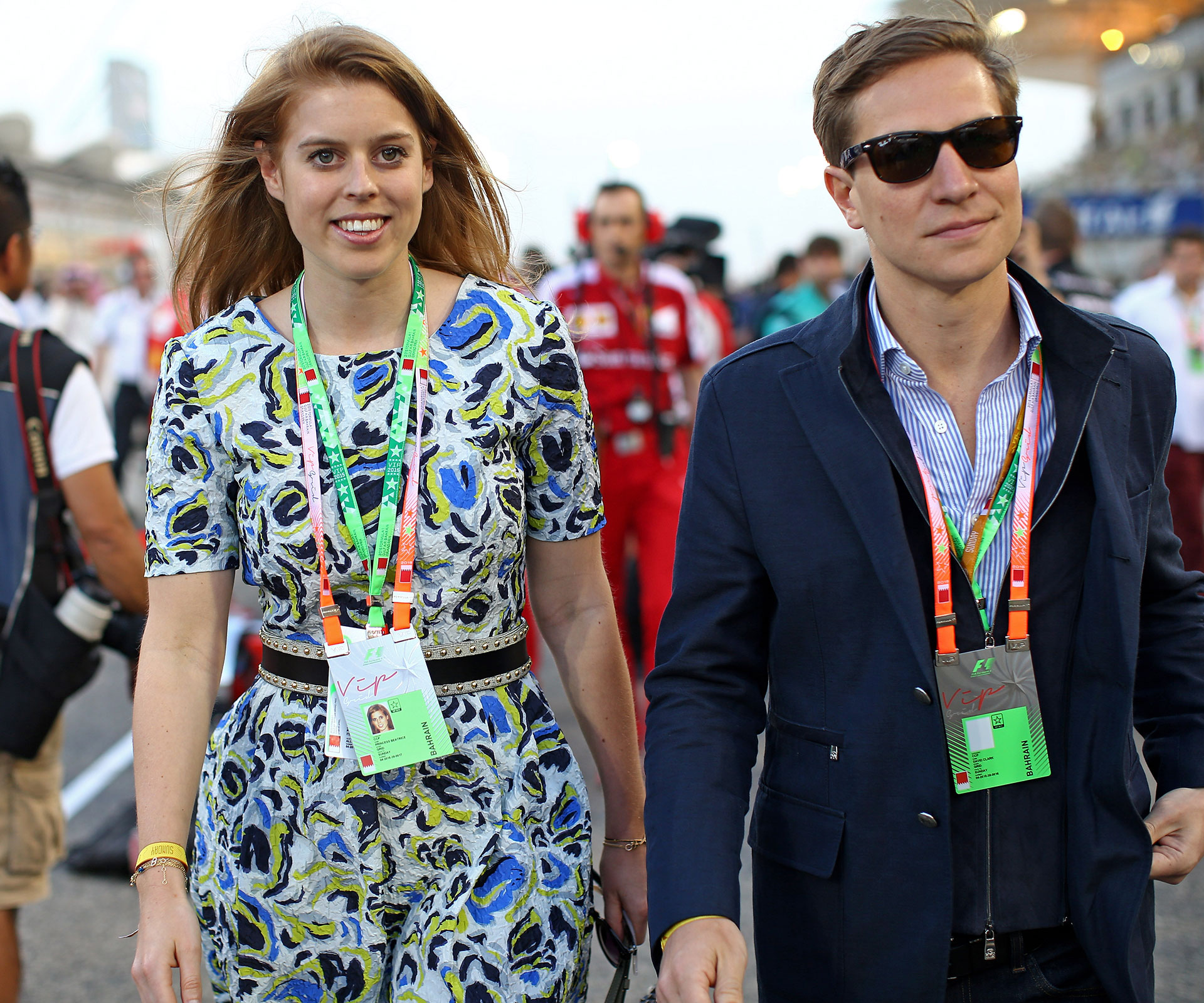 Princess Beatrice splits from longtime boyfriend