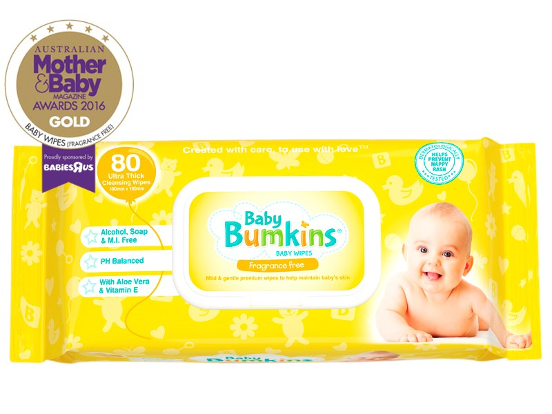 """CATEGORY: MOST POPULAR BABY WIPES (FRAGRANCE-FREE). [Platinum Retail Brands Baby Bumkins](http://www.platinumretailbrands.com.au/