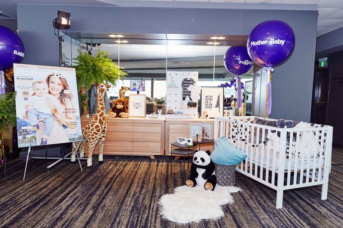 """Awards sponsor Babies""""R""""Us gave guests an in-situ look at their fabulous nursery products."""