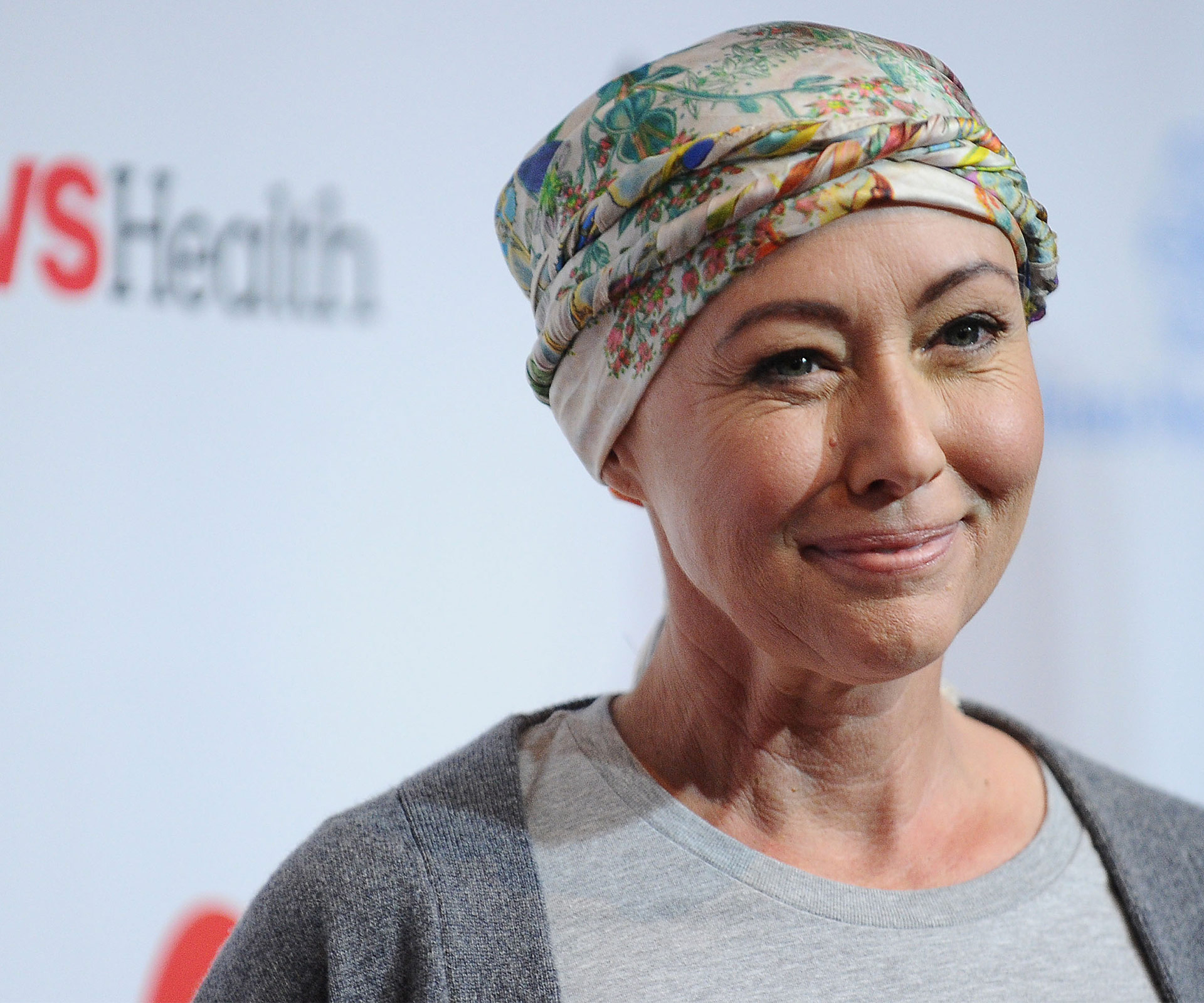 Shannen Doherty Shares Moving Picture of Post-Chemotherapy Moment