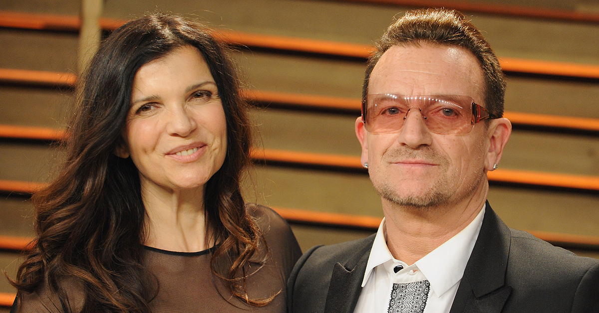Glamour Names Bono Man of the Year