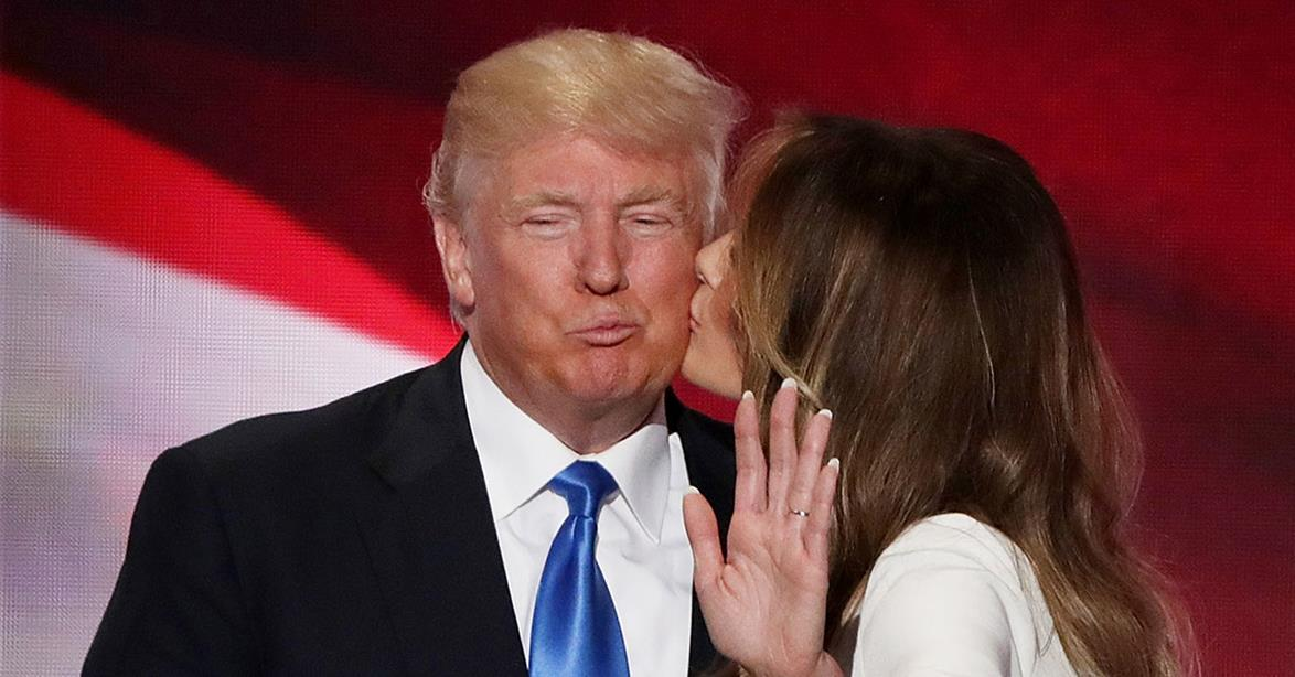 Melania Trump Worked Illegally When She First Immigrated to the U.S