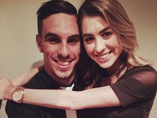 So, apparently Alex Nation dumped her ex-boyfriend to go on The Bachelor