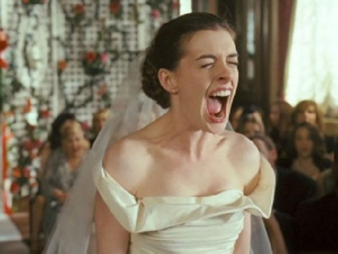 Anne Hathaway Bride Wars