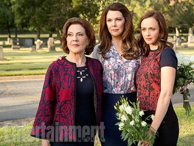 We've got new photos of Stars Hollow ahead of the Gilmore Girls revival