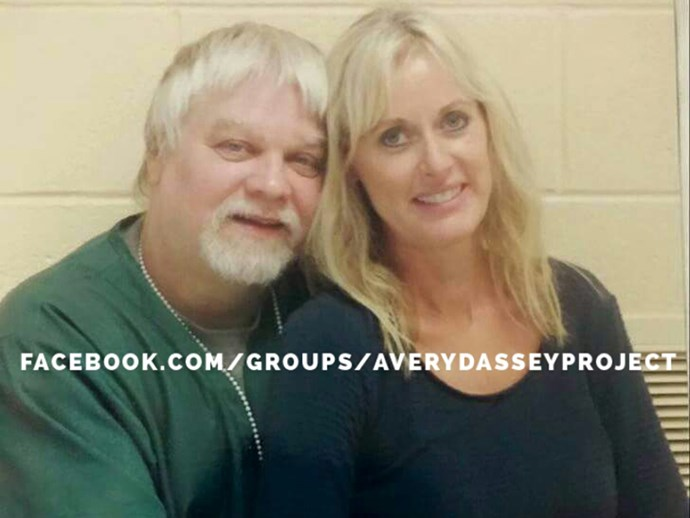 Making A Murderer's Steven Avery is engaged.