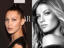 Kendall, Gigi, Bella and Cara all have iconic supermodel doppelgängers