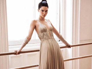 Kendall Jenner responds to Vogue Spain ballerina photoshoot controversy.