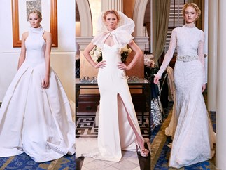 There are 7 types of bride according to the experts at the Vera Wang lunch