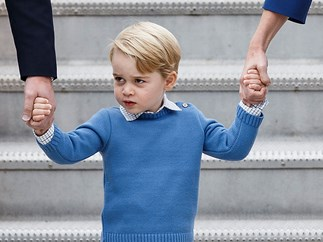 Royal prince of sass refuses to high-five the gloriously good-looking overlord of Canada