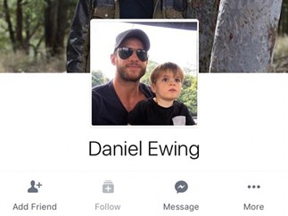 Catfish alert: woman moves overseas on the premise of being with 'Home and Away' actor Dan Ewing