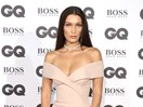 Bella Hadid ditches the bra entirely for her latest magazine shoot