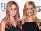 Reese Witherspoon's daughter/clone Ava Phillippe makes her solo red carpet debut