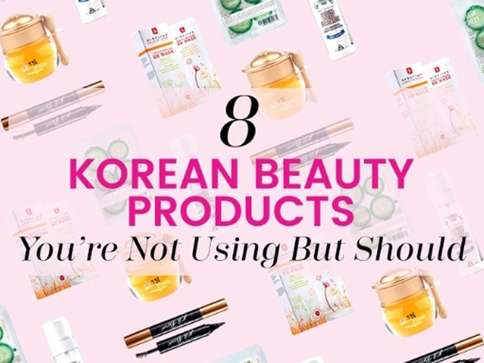 beauty korean hacks cheap useful effective