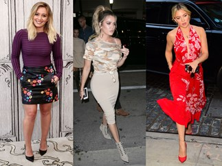 Celebrities looking like total kweens in September