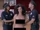 Katy Perry gets naked to encourage Americans to vote