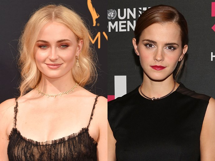 Sophie Turner defends Emma Watson's UN speech in the best way possible