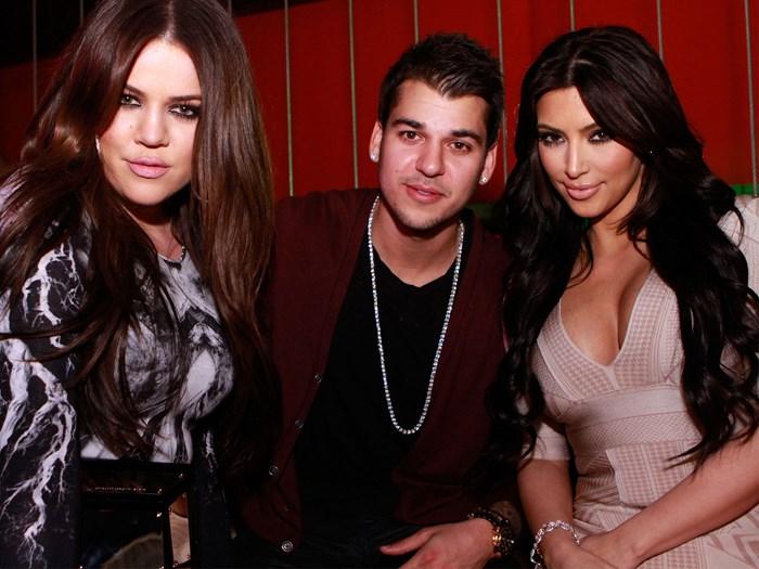 9 times Rob Kardashian publicly threw shade at his own family