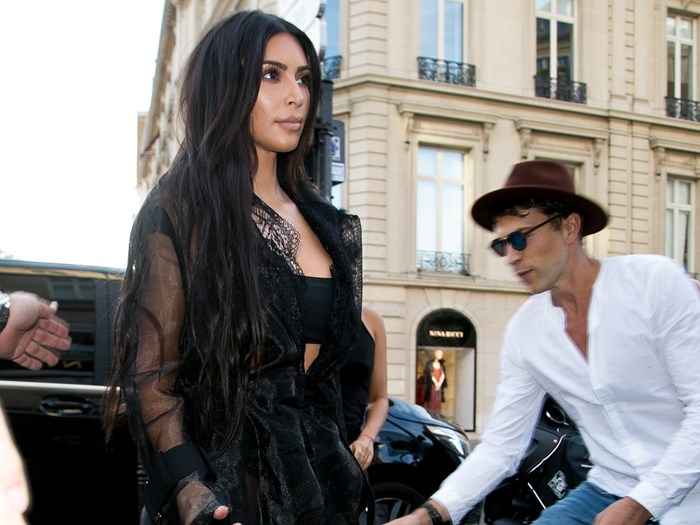 Kim Kardashian attacked by same creep that assaulted Gigi Hadid