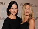 Courtney Cox weighs in on Jennifer Aniston and the Brangelina drama