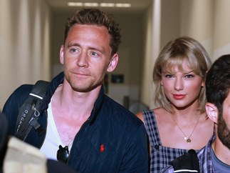 """Tom Hiddleston says """"door is closed"""" on relationship with Taylor Swift."""