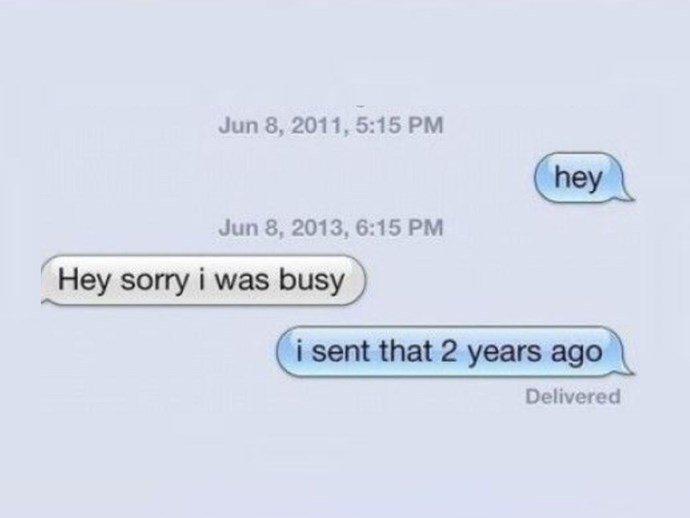 most annoying texting scenarios